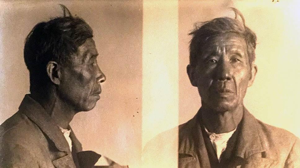 Архивы сохранили фото китайского комиссара
