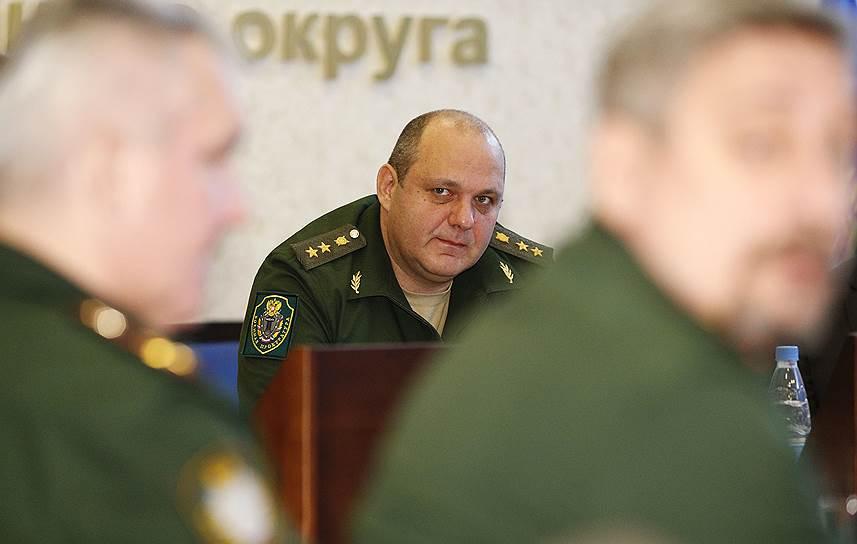 Для военного прокурора Восточного округа Александра Рушкина многие контракты снабженцев стали сюрпризом