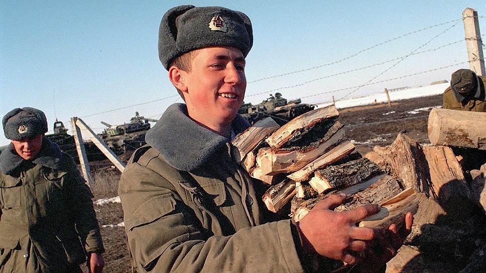 Поставка дров в войска стала для мошенников в погонах и без поистине золотой жилой