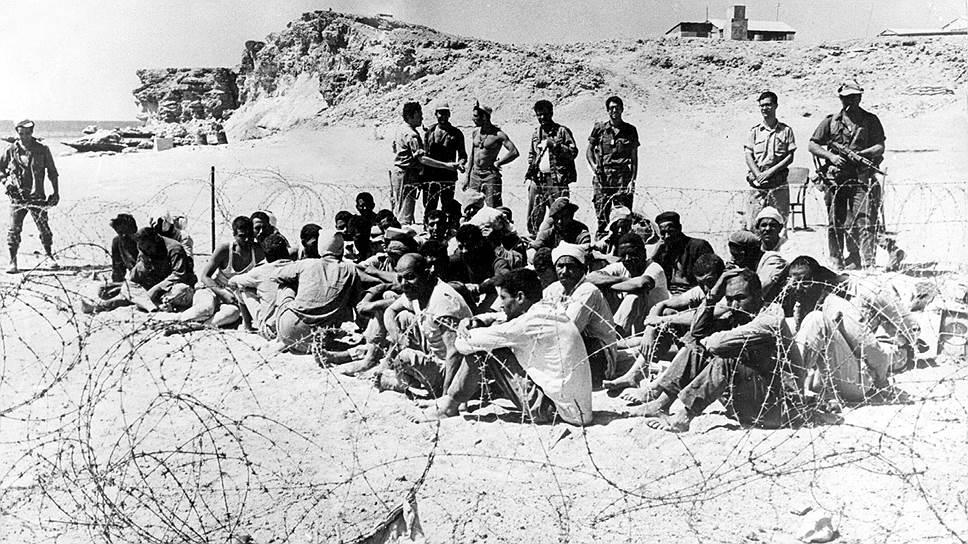 В 1967-м маленький Израиль сокрушил арабские армии меньше чем за неделю, в корне изменив Ближний Восток