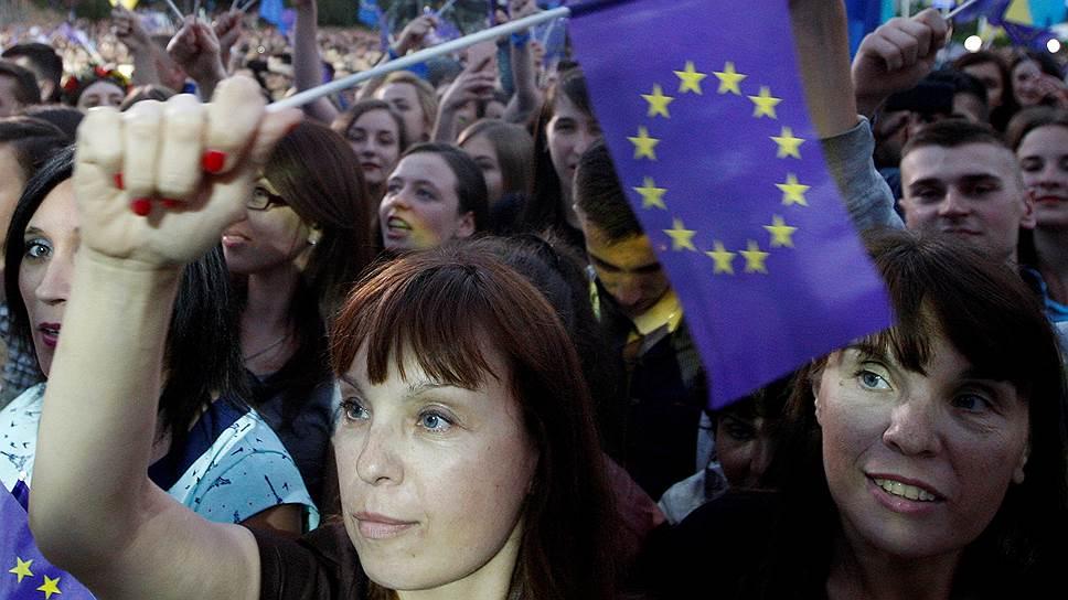 Отмена визового режима для граждан Украины погрузила немцев в грустные воспоминания