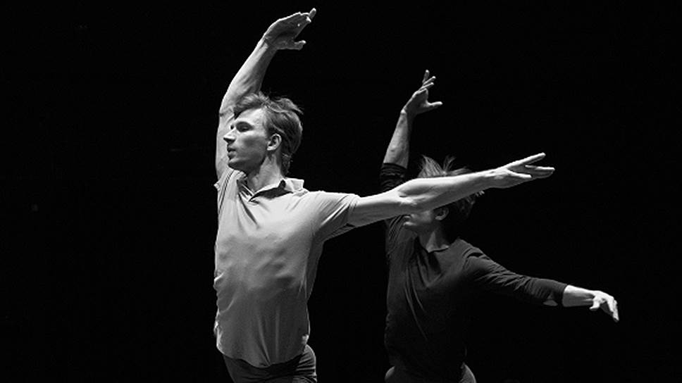 """Балет """"Вторая деталь"""", хореография Уильяма Форсайта"""