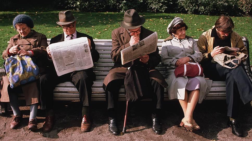 Эксперты ООН предсказывают: к 2050 году число пожилых людей на планете удвоится