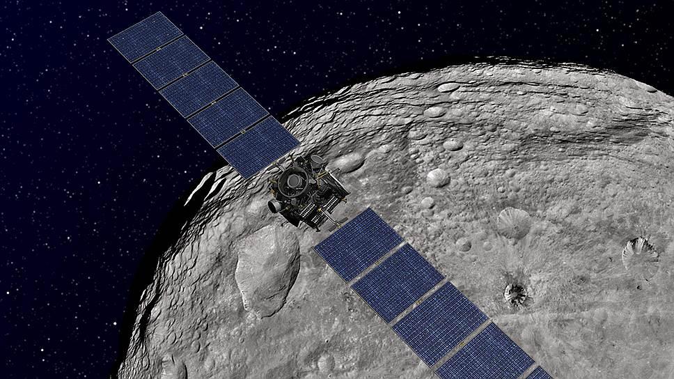 Астероиды уже вполне досягаемы для человечества, но их промышленное освоение еще впереди