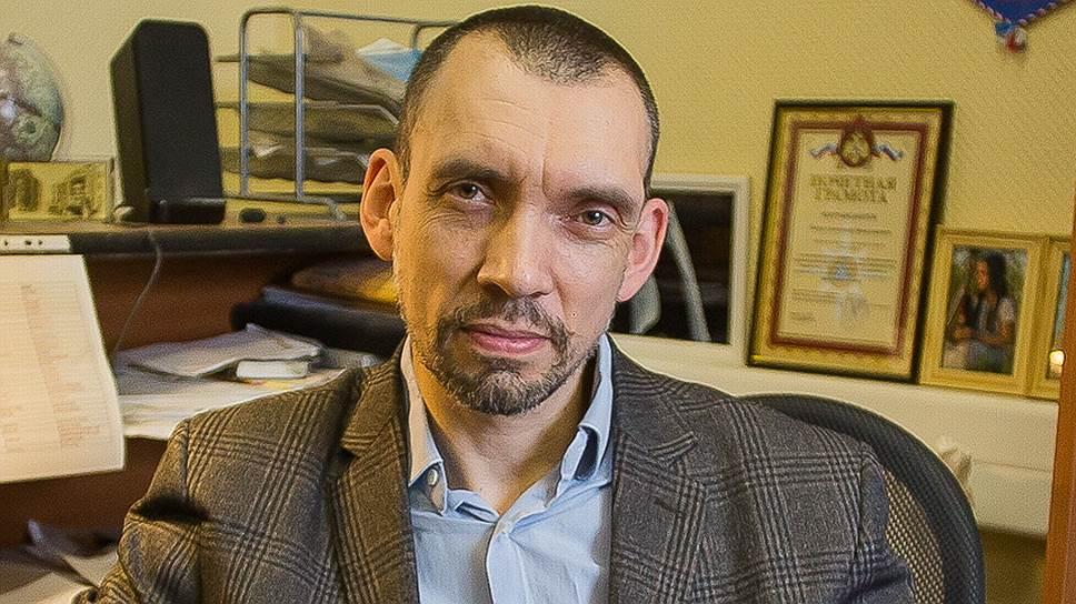 Александр Родин, директор физтех-школы аэрокосмических технологий МФТИ