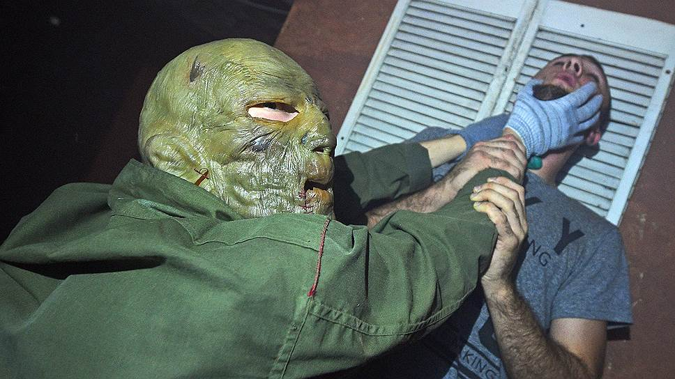 ...по-настоящему испугаться (На фото: квест «Панацея: Hard Rock» компании WooWoogame)