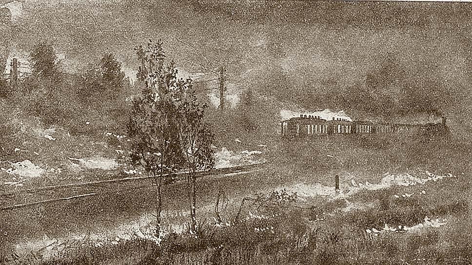 """""""Огонек"""" в августе 1917-го"""
