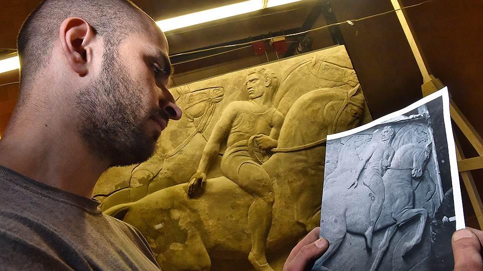 """В свое время советские искусствоведы писали об """"ассиро-вавилонской мощи"""" стиля Меркурова"""