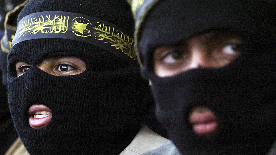 """Где сохраняются филиалы """"Исламского государства"""""""