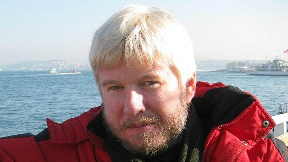 Василий Жарков, завкафедрой политических и правовых учений Московской высшей школы социальных и экономических наук