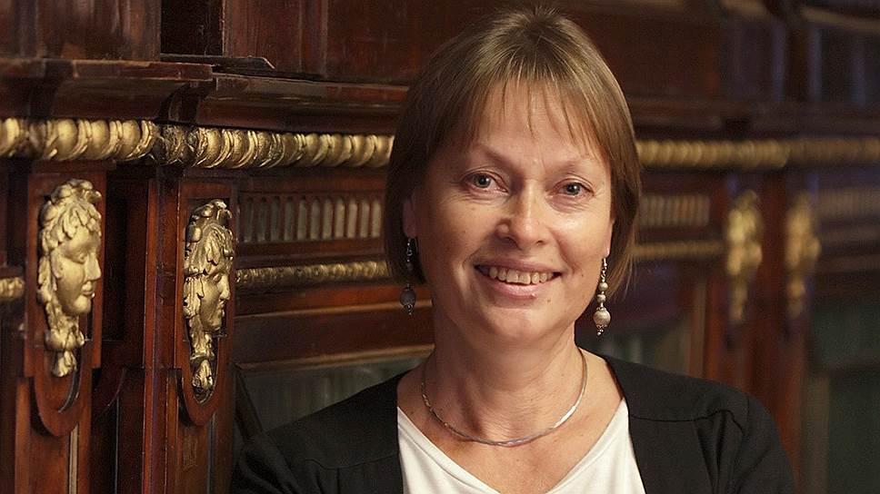 Елена Соломаха, старший научный сотрудник Государственного Эрмитажа