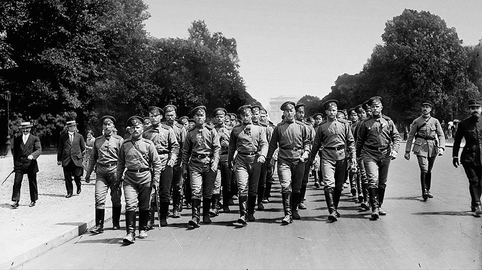 О французских корнях Гражданской войны в России