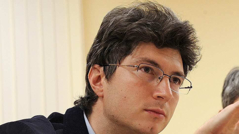 Александр Чулок, заместитель директора Форсайт-центра ИСИЭЗ НИУ ВШЭ