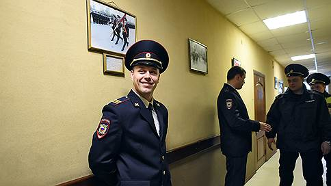 Постовой номер один  / Наталья Радулова познакомилась с лучшим в стране сотрудником ППС