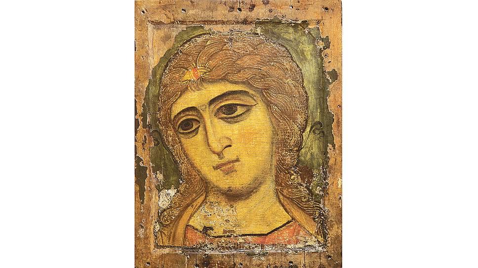 """""""Ангел Златые Власы"""" — гордость Русского музея."""