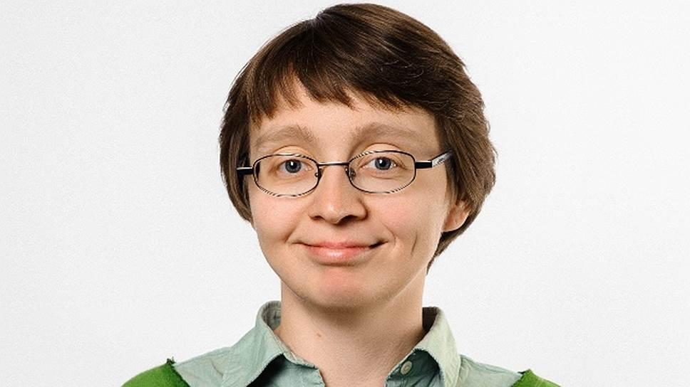 Яна Крупец, заместитель директора Центра молодежных исследований НИУ ВШЭ в Санкт-Петербурге