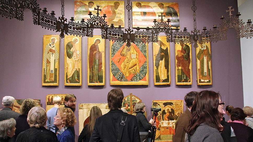 Почему Русский музей может лишиться иконы XII века