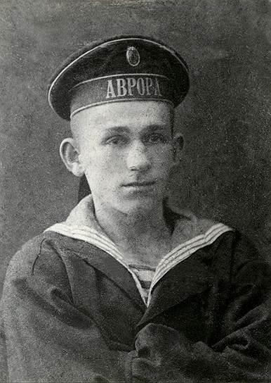 """Первый комиссар """"Авроры"""" Александр Белышев"""