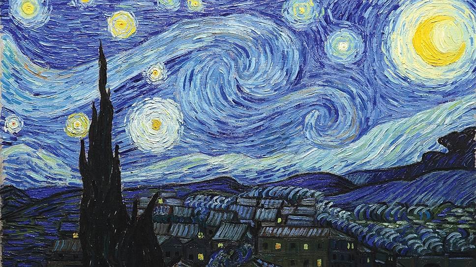Полотна Ван Гога стали полнометражным фильмм