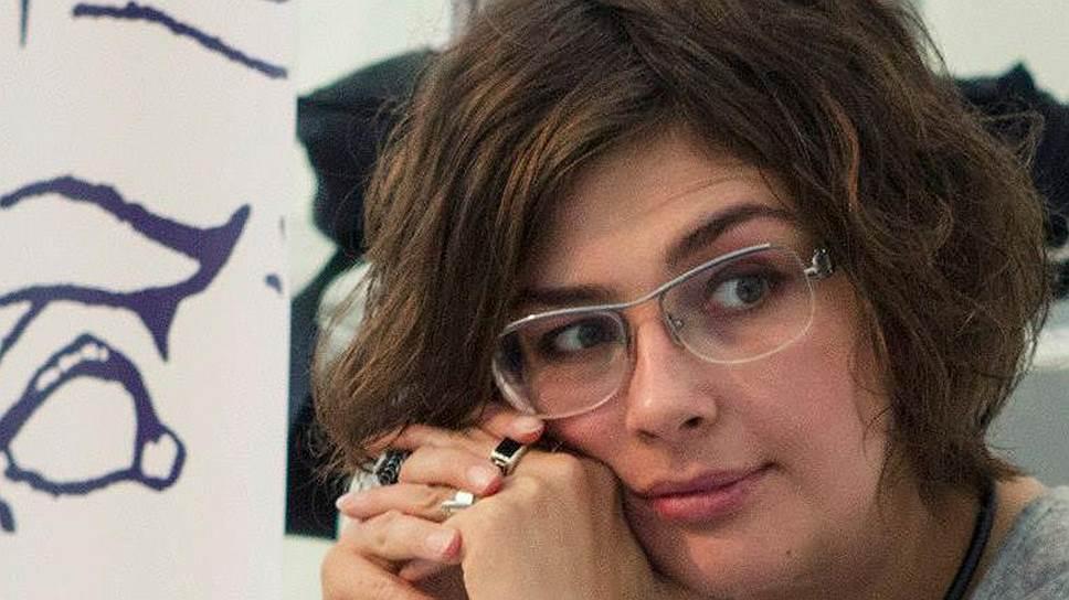 Полина Колозариди, интернет-исследователь, координатор Клуба любителей интернета и общества, социолог (НИУ ВШЭ)