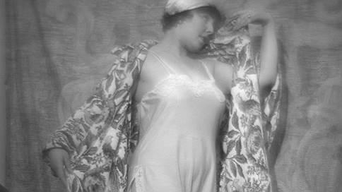 Модель Наталья Гринберг // Альбом 1920-х