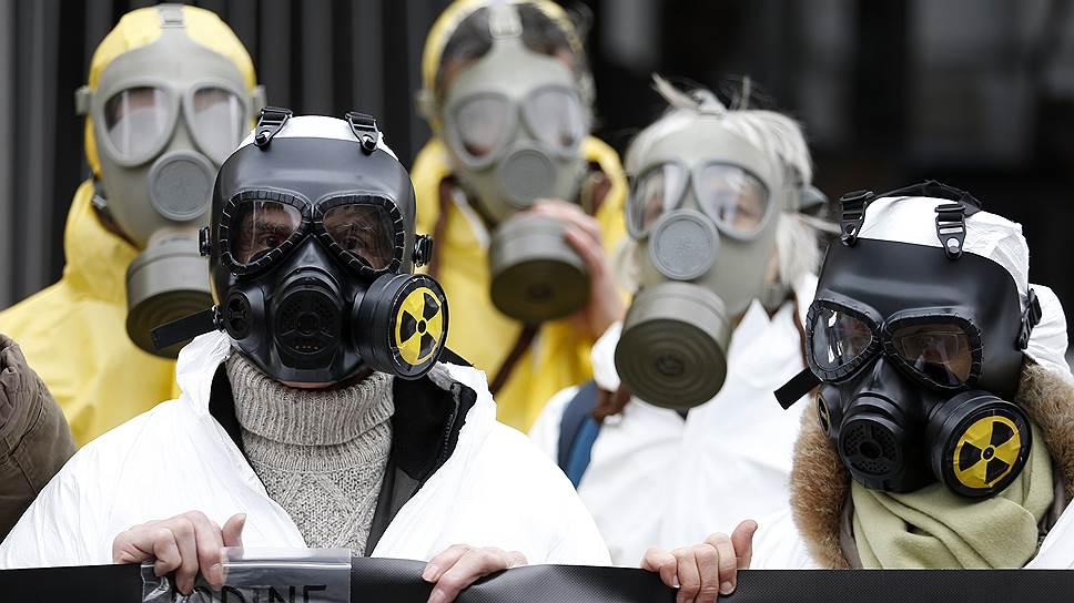 Мирный атом европейцы давно воспринимают в штыки. История с рутением эти настроения только подогреет