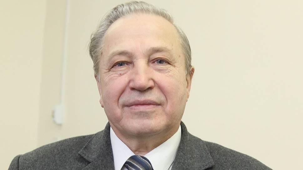 Леонид Рихванов, профессор кафедры геоэкологии и геохимии Томского политехнического университета