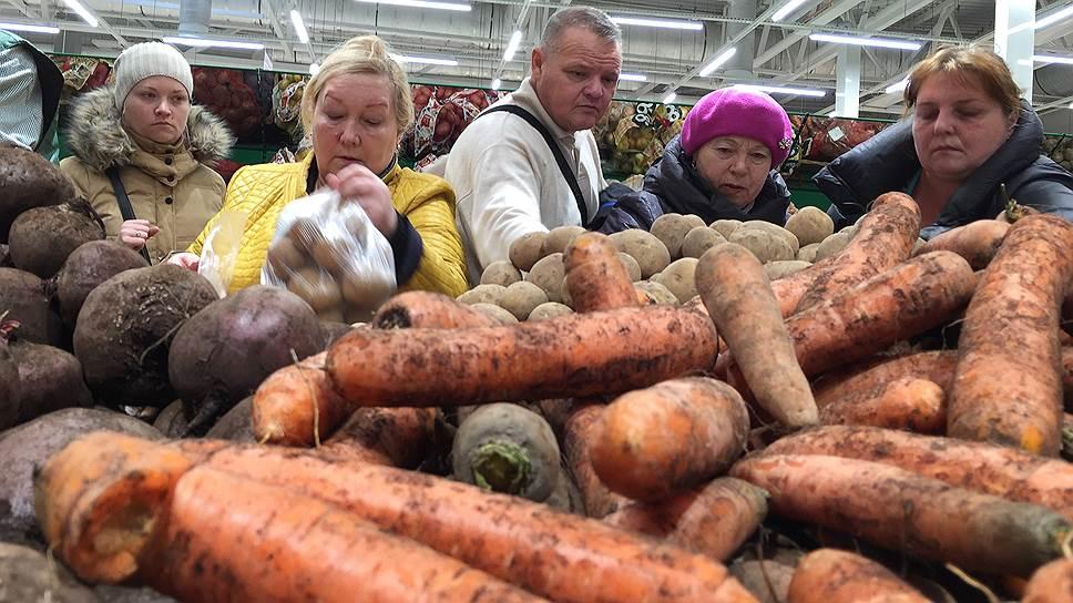Почему треть произведенной еды в мире идет в мусор