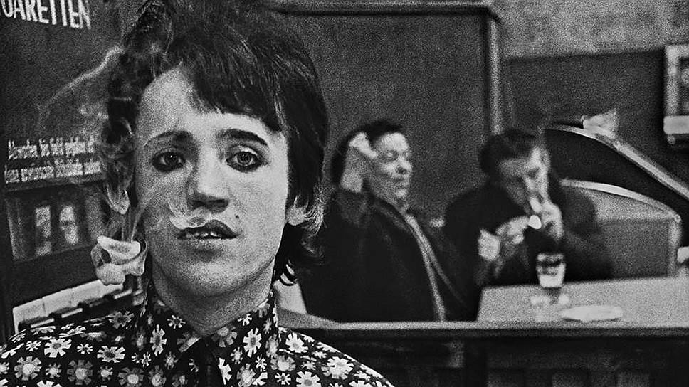 Гамбург 1960-х сделал фотографа Андерса Петерсена субъективным