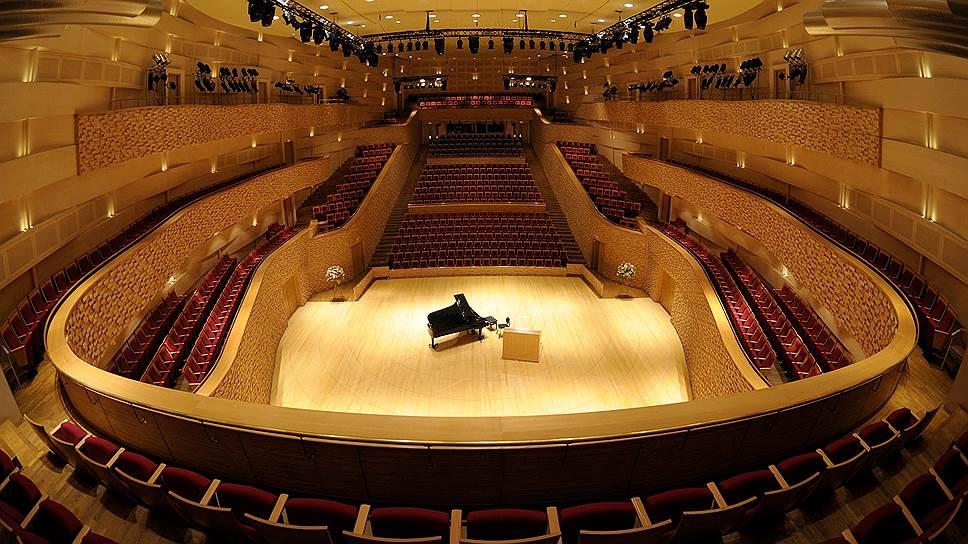 Мариинский театр откроет двери для пианистов