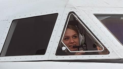 Помолвка с небом  / Как женщине выучиться на командира воздушного судна? Фоторепортаж Кристины Кормилицыной