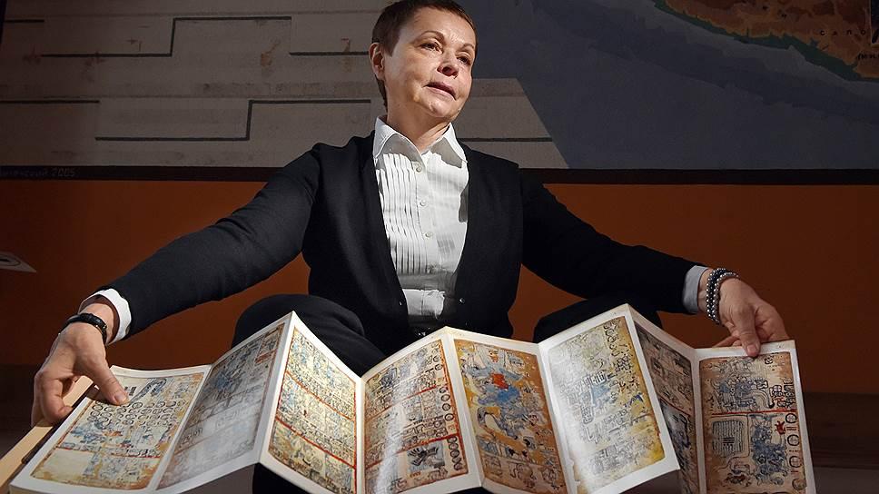 Для Галины Ершовой и ее коллег древние майя — это как книга, которую надо дописать: каждое новое открытие позволяет заполнить еще одну пустую страницу