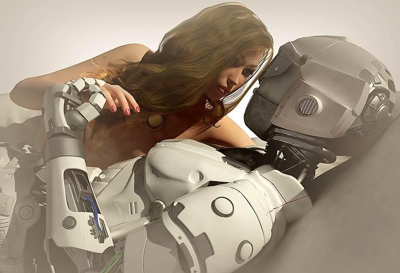 """Многим лечь в постель с роботом все еще кажется фантастикой, но некоторые продвинутые гики уже женятся на своих """"железных"""" возлюбленных"""