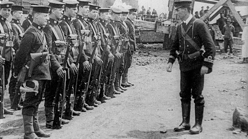 Францию интересовала Украина, поэтому ждали ухода немцев. В Одессе французские солдаты объявились осенью 1918-го
