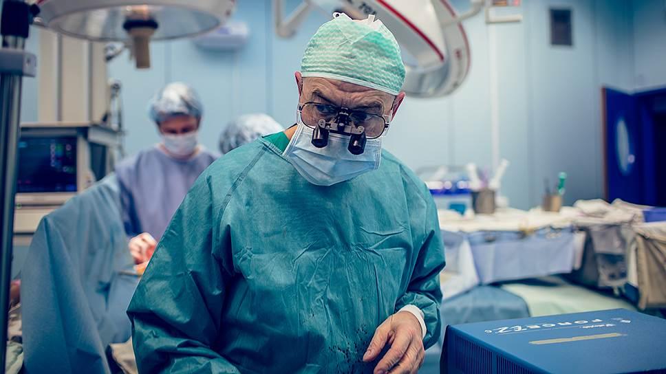 Главный трансплантолог Минздрава России Сергей Готье— о прогрессе в медицине и новых этических вызовах