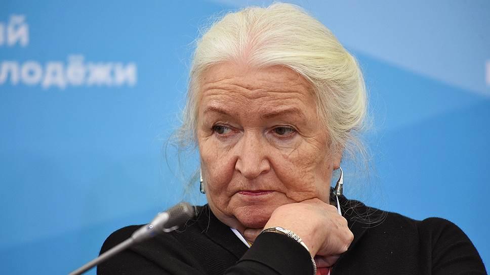 Татьяна Черниговская, профессор кафедры общего языкознания филологического факультета СПбГУ