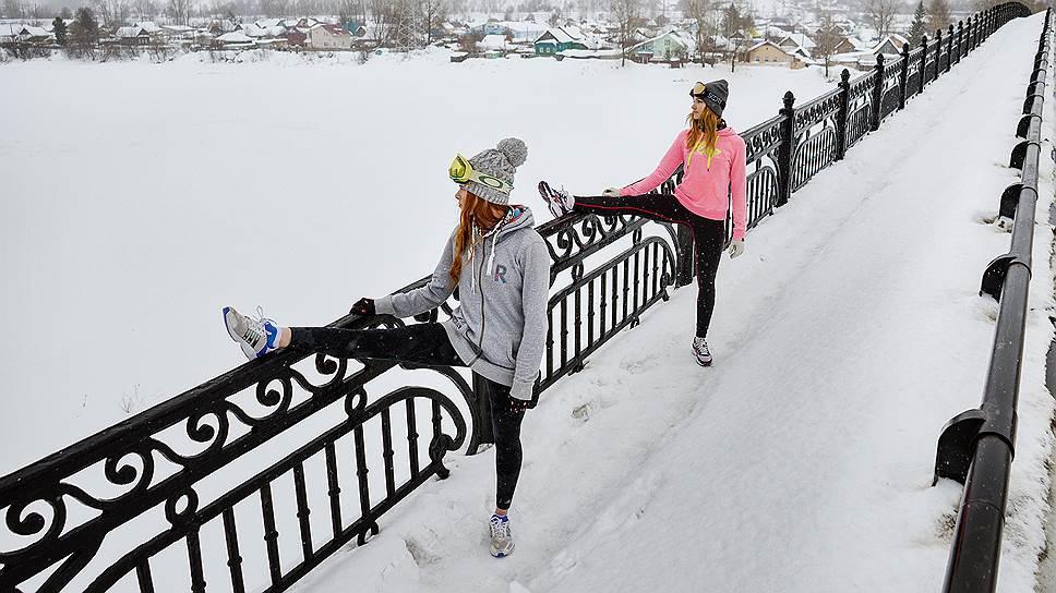 Как в глубинке готовят будущих олимпийцев по зимним видам спорта