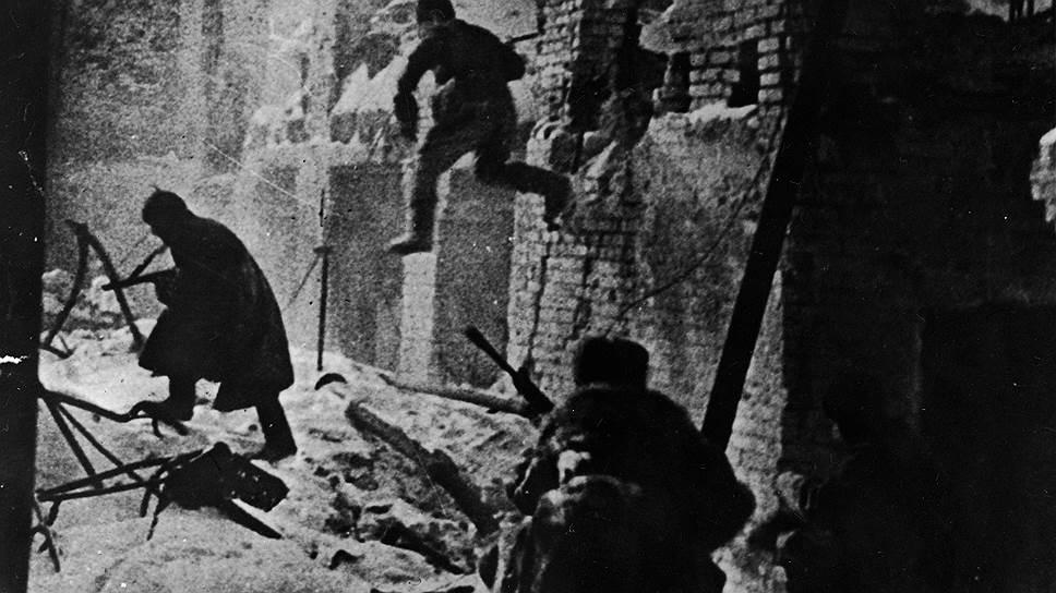 Сталинградская битва стала одной из самых жестоких в истории