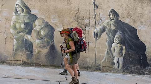 По стопам апостола // Павел Тарасенко делится опытом 400-километрового пешеходного паломничества