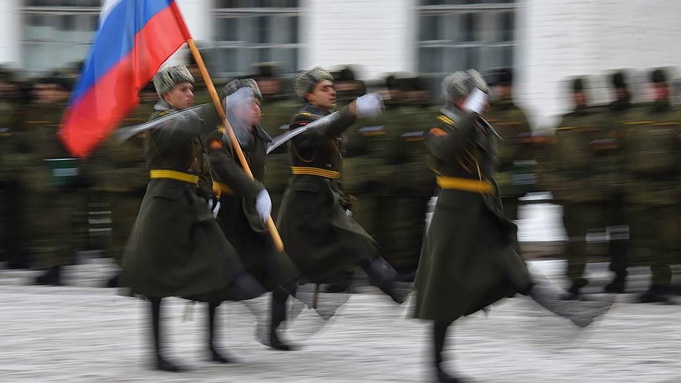 Как Вооруженные силы России стали объектом социсследования