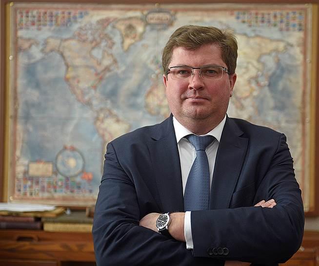 Степан Калмыков, член-корреспондент РАН