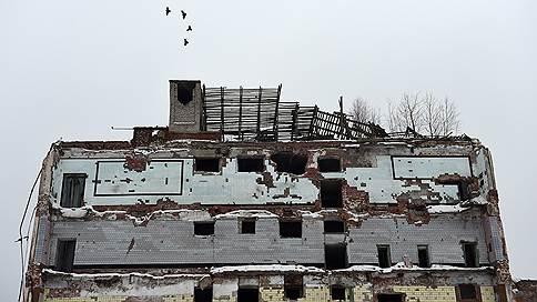Никому здесь не место  / Наталия Нехлебова съездила в Ликино-Дулево и увидела, что осталось от главной текстильной фабрики СССР