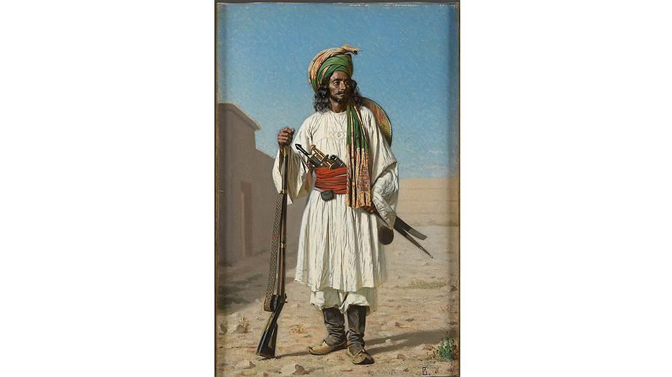 "Василий Верещагин. ""Афганец"". 1867-1868годы"