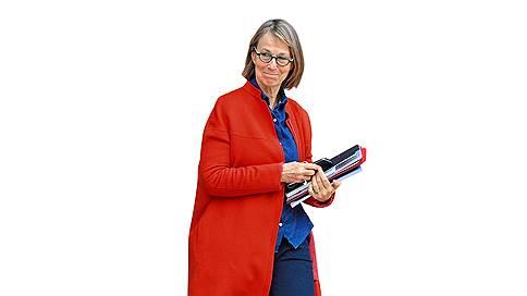 Франсуаза Ниссен, министр культуры Франции  / Отзывчивая