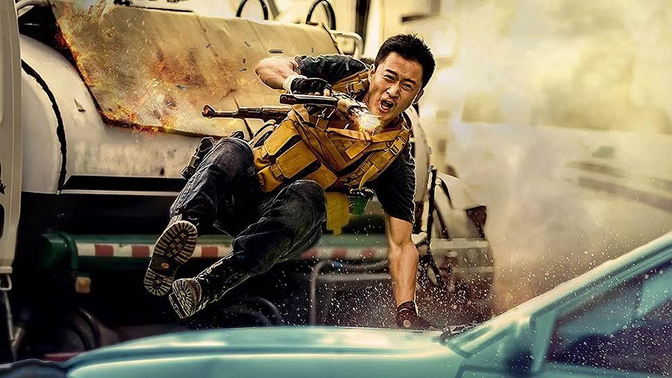 Гений китайского спецназа Лэн Фэн у американских кинокритиков вызвал раздражение