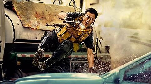 Панда с кулаками  / Почему Голливуд отверг китайского Рэмбо? Размышления Дмитрия Косырева