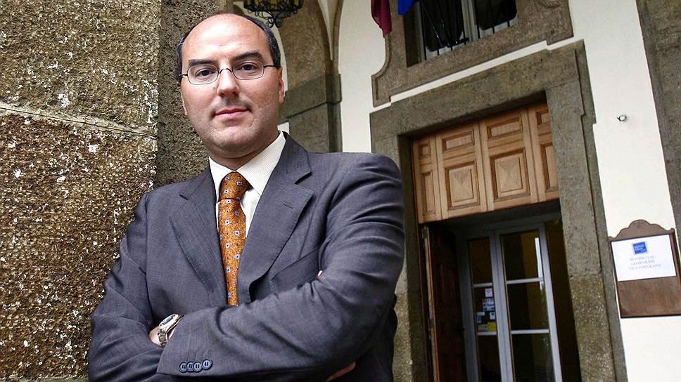 Джованни Орсина, профессор политологии