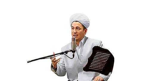 Рахматулло Сайфуддинов, имам соборной мечети Ташкента  / Эксперт