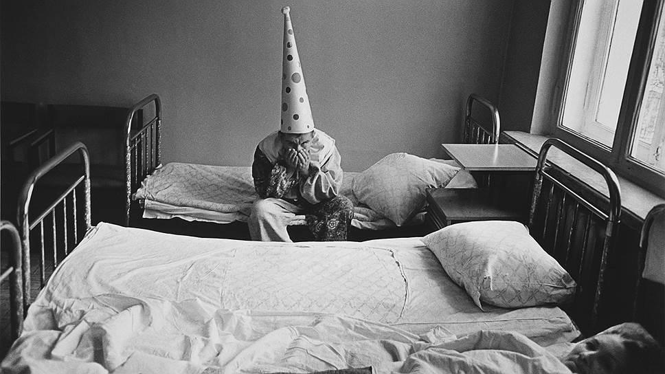 Новый год в советской психиатрической больнице. Москва, 1988 год