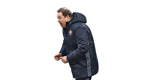 Леонид Слуцкий, футбольный тренер  / Европеец